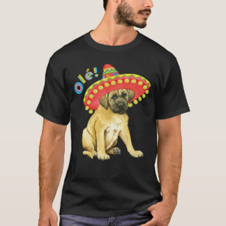 Fiesta Mastiff T-Shirt