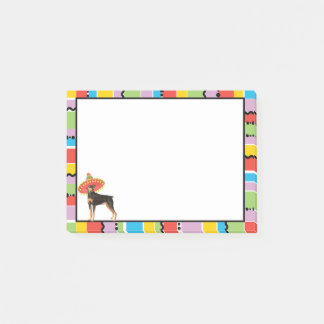 Fiesta Min Pin Post-it Notes