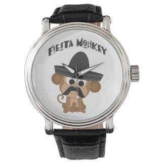 Fiesta Monkey Watch