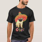 Fiesta Pug T-Shirt
