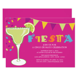 Fiesta | Purple Card