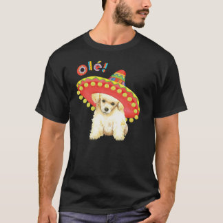 Fiesta Toy Poodle T-Shirt