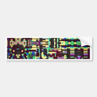 fiesta V2 Bumper Sticker