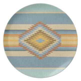 Fiesta Vintage Plate