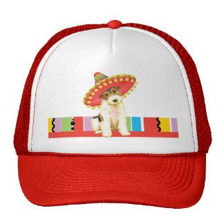Fiesta Wire Fox Terrier Trucker Hat