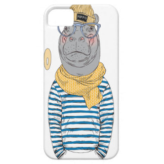 Fifteenth February - Hippo Day - Appreciation Day iPhone 5 Covers