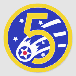 Fifth Air Force Seal