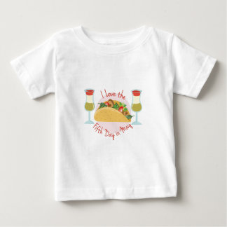Fifth Day May Baby T-Shirt