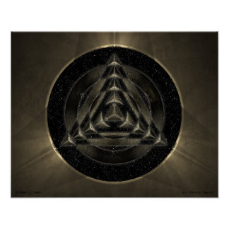 Fifth Dimensional Magnetism Poster