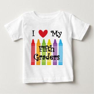 Fifth grade teacher2 baby T-Shirt