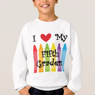 Fifth grade teacher2 sweatshirt