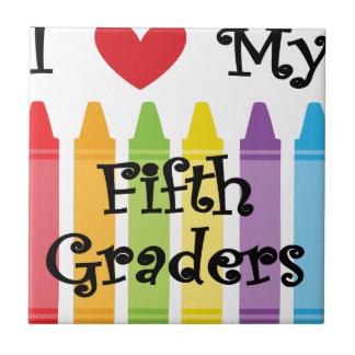Fifth grade teacher2 tile