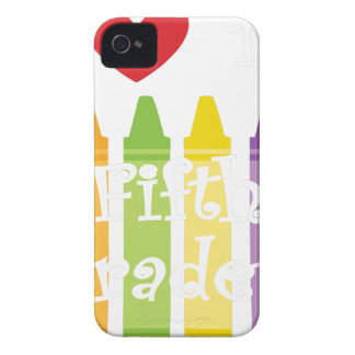 Fifth grade teacher iPhone 4 case