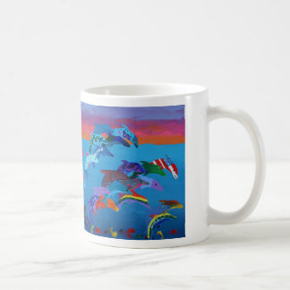 Fifth Grader Mural Coffee Mug
