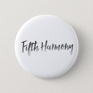 Fifth Harmony 2 Inch Round Button
