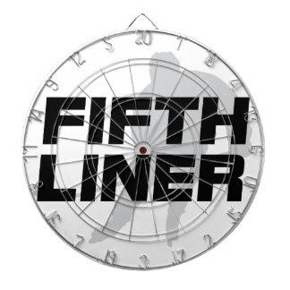 Fifth Liner Dartboard