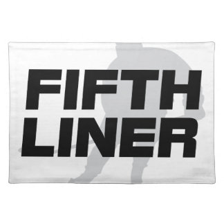 Fifth Liner Placemat