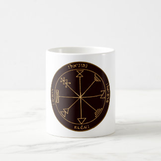Fifth Pentacle of Jupiter Coffee Mug