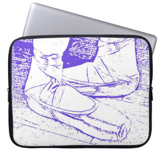 Fifth Position Laptop Sleeve