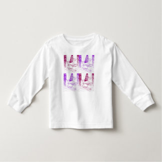 Fifth Position Toddler T-shirt