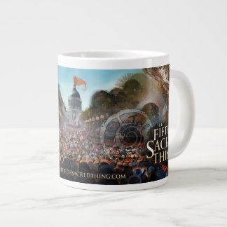 Fifth Sacred Civic Center Jumbo Mug