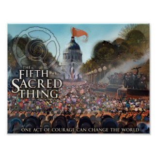 Fifth Sacred Civic Center Poster