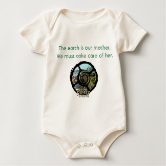 Fifth Sacred Earth Mother Baby Bodysuit