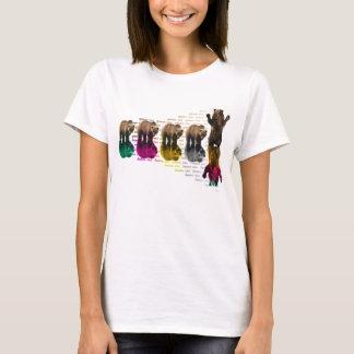 FifthBear diagonal T-Shirt
