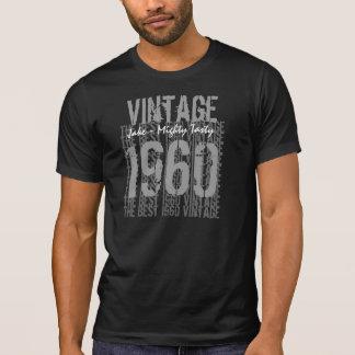 Fifties Birthday Gift Best 1960 Vintage T-Shirt