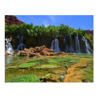 Fifty Foot Falls Postcard