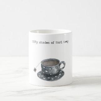 Fifty Shades Of Earl Gray 50 Shades Of Gray Mug