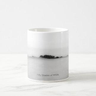 Fifty Shades of White Basic White Mug