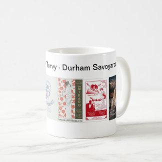 Fifty years of Durham Savoyards Ltd Coffee Mug