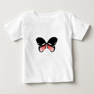fig 5 Red Butterfly by tony fernandes Baby T-Shirt