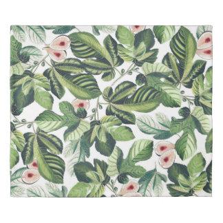 Fig Garden Duvet Cover