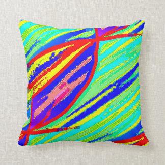 Figgle Throw Pillows