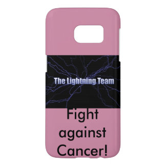 Fight against Cancer! Samsung Galaxy S7 Case