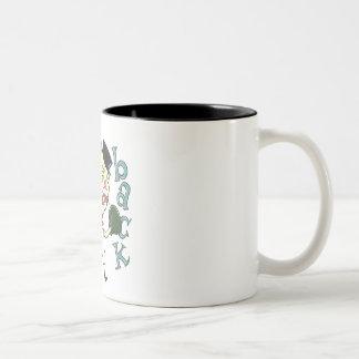 """Fight Back"" Coffee Achiever Mug"