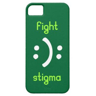 Fight bipolar Stigma iPhone 5 Cover
