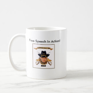 Fight Communism!, CaptainDanTheCav... Coffee Mug