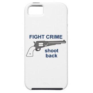 FIGHT CRIME iPhone 5 CASE