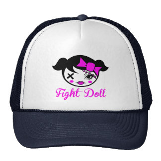 Fight Doll Trucker Hat