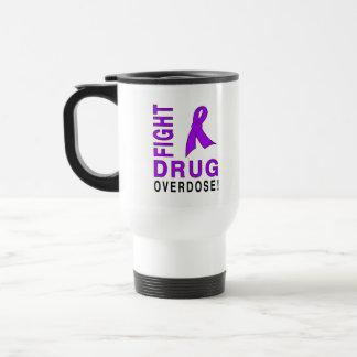 Fight Drug Overdose Travel Mug