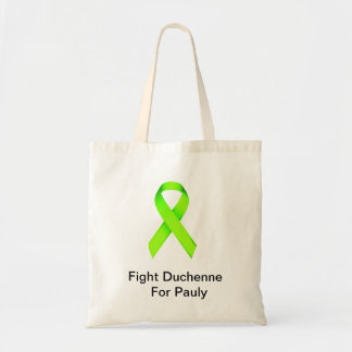 Fight Duchenne For Pauly Tote Bag