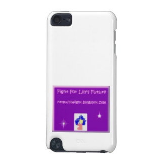 Fight For Lily's Future iPod Touch 5G Cover