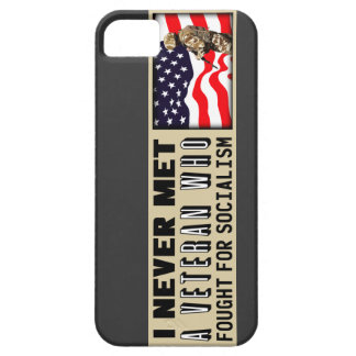Fight For Socalism? iPhone 5 Cover