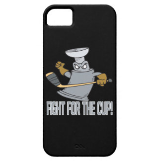 Fight For The Cup iPhone 5 Cover