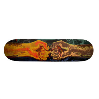 """FIGHT!"" (For What's Right) Skate Deck"
