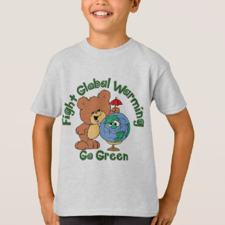Fight Global Warming T-Shirt