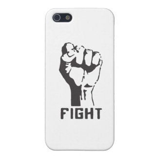 FIGHT! iPhone 5 COVER